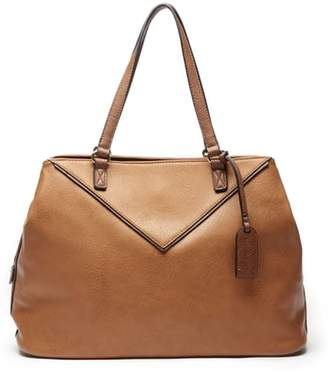 Sole Society Ginny Faux Leather Tote