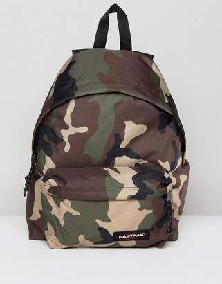 Eastpak Padded Pak'R Backpack in Camo 22L