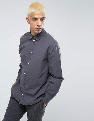 Weekday Distance Poplin Shirt