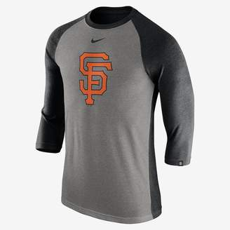 Nike Tri Raglan (MLB Giants) Men's 3/4 Sleeve Top