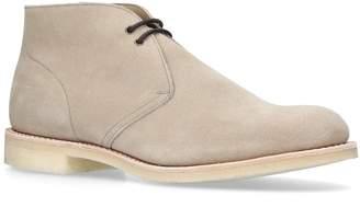Church's Suede Sahara Chukka Boots