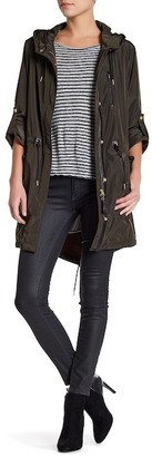 Mackage Long Anorak $350 thestylecure.com