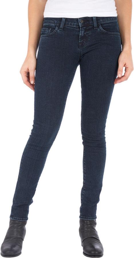 J Brand Skinny Leg - Bruiser