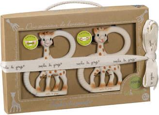 Vulli Sophie La Girafe Set Of 2 So'pure Teethers