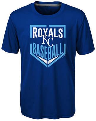 Outerstuff Kansas City Royals Run Scored T-Shirt, Little Boys (4-7)