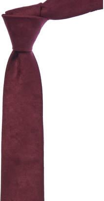 Isaac Mizrahi Charcoal Tie