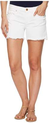 Blank NYC Hiker Shorts in Great White Women's Shorts