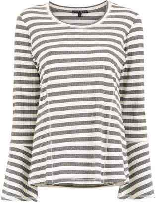 Alcaçuz Giulia striped top
