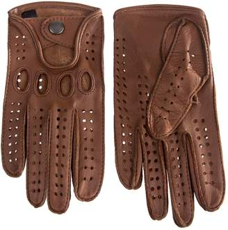 Men's Driving Gloves Deer Leather By Hungant