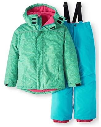 Iceburg Insulated Jacket And Snow Pant 2-Piece Set (Big Girls)