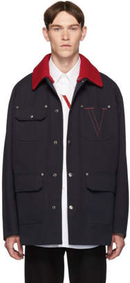 Valentino Navy Sailor Jacket