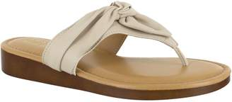 Easy Street Shoes Tuscany by Thong Sandals - Maren