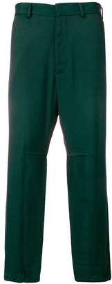 Just Cavalli slim-fit tailored trousers