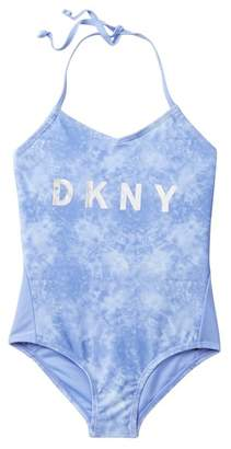 DKNY One Piece Swimwear (Little Girls)