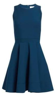 Cinq à Sept Araceli Sleeveless Stitch Dress