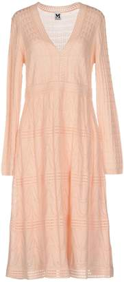 M Missoni Knee-length dresses
