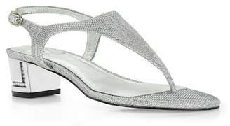 Adrianna Papell Cassidy Jeweled Block Heel Sandal