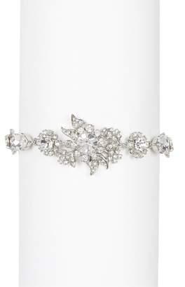 Marchesa Crystal Link Bracelet