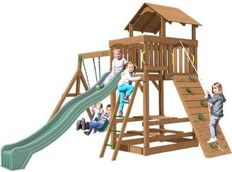 Creative Playthings Spring Hill Swing Set