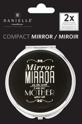 Danielle Enterprises Quote Compact Mirror