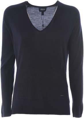 Armani Jeans Classic Sweater