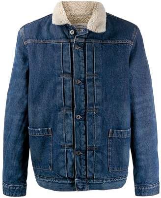 Levi's Made & Crafted Sherpa Trucker jacket