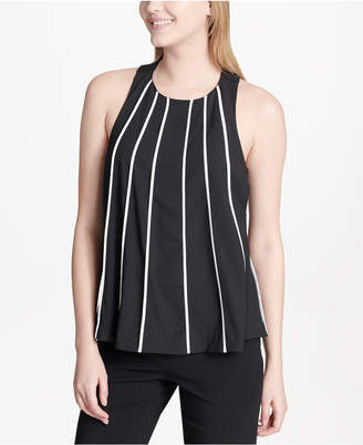 Calvin Klein Striped Shell