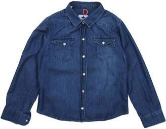 Macchia J Denim shirts - Item 42616328ND