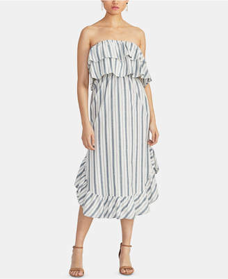 Rachel Roy Ruffled Tube Dress