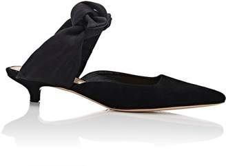 The Row Women's Coco Suede Mules