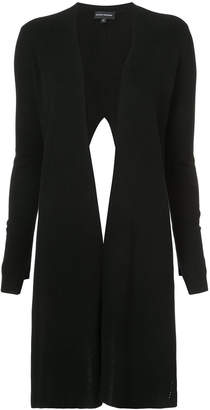 Narciso Rodriguez draped knitted top