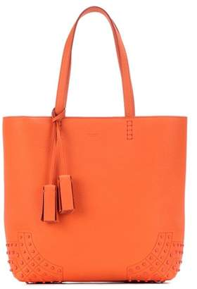 Tod's Wave Medium leather tote