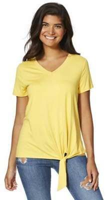 F&F Knitted Trim Knot Detail Top 8