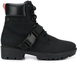 KENDALL + KYLIE Kendall+Kylie lace-up ankle boots