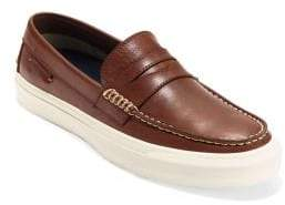 Cole Haan Pinch Weekender LX Penny Leather Loafers