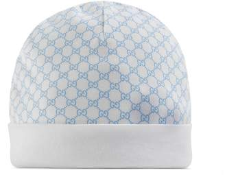 Baby GG cotton hat $95 thestylecure.com