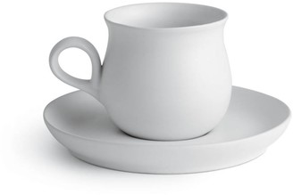 3cac35731e14b Design Within Reach Eva Zeisel Granit Teacup and Saucer Set