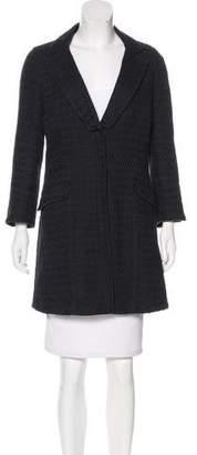 CNC Costume National C'N'C Woven Short Coat