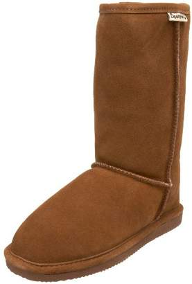BearPaw Women's Suede & Shearling 10 Inch Boot