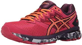 ASICS Women's GT-2000 4 Trail Running Shoe $49.31 thestylecure.com