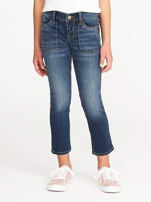 Old Navy Utility Skinny Ankle Jeans for Girls