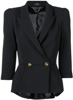 Elisabetta Franchi perfectly fitted jacket