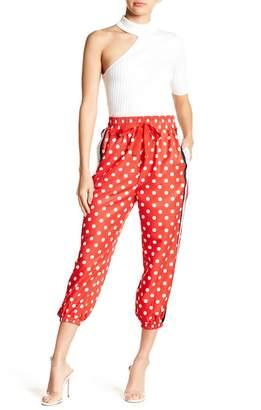 Why Dress Polka Dot Drawstring Pants