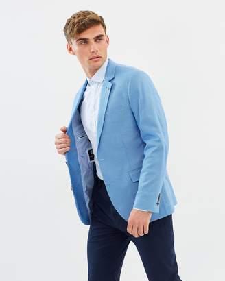 Brooksfield Textured Weave Blazer