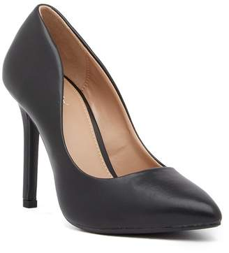 Abound Whitnee Stiletto Embossed Heel Pump - Wide Width Available