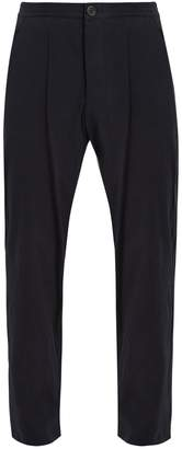 Oliver Spencer Relaxed-fit drawstring trousers