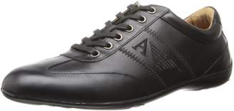 Armani Jeans Men's Dress SN Fashion Sneaker