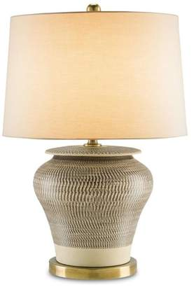 Currey & Company Winkworth 1-Light Table Lamps