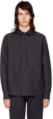 A.P.C. Blue Trek Overshirt