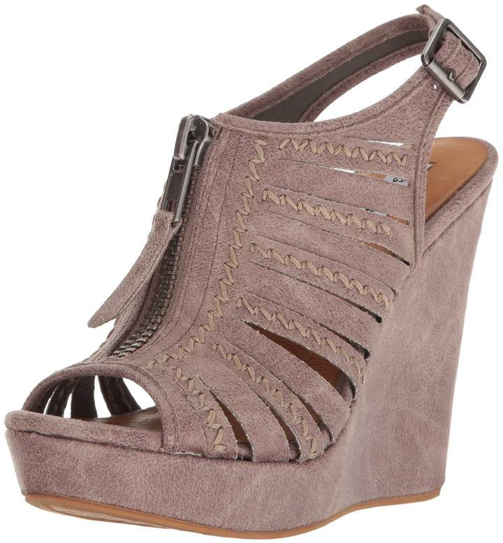 Not Rated Women's Saucin Wedge Sandal